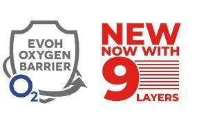 9 layers EVOX