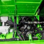Rover Alpha motors