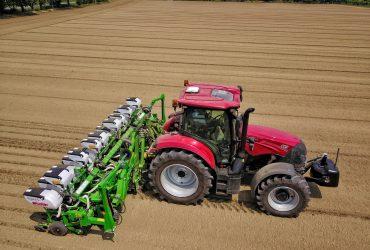 Lauksaimniecības tehnika-sējmašīna